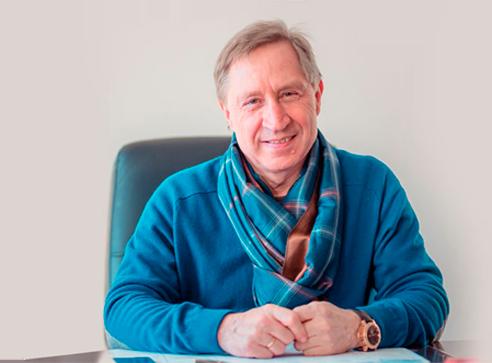 Юрий Мироненко, директор Первого МОК