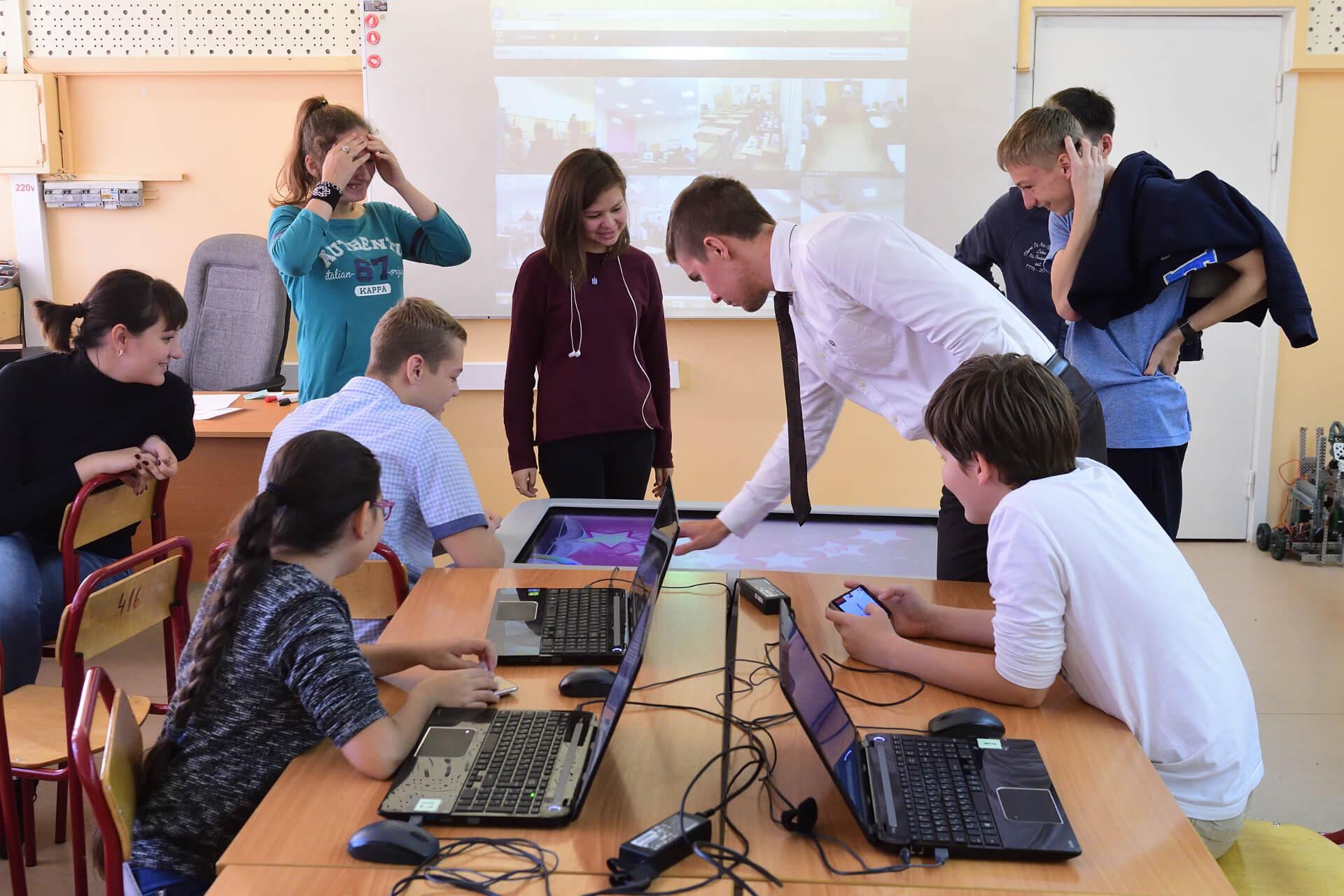 Академия новых технологий