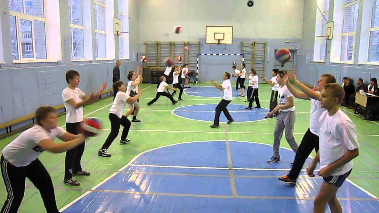 Всероссийский съезд учителей физической культуры