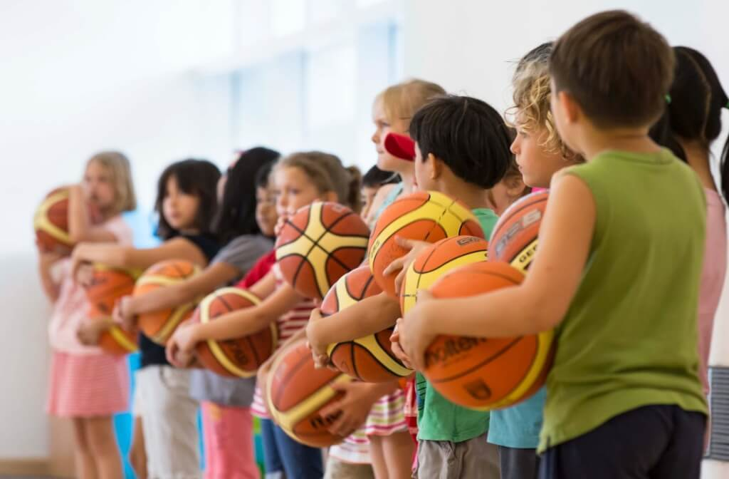 День баскетбола