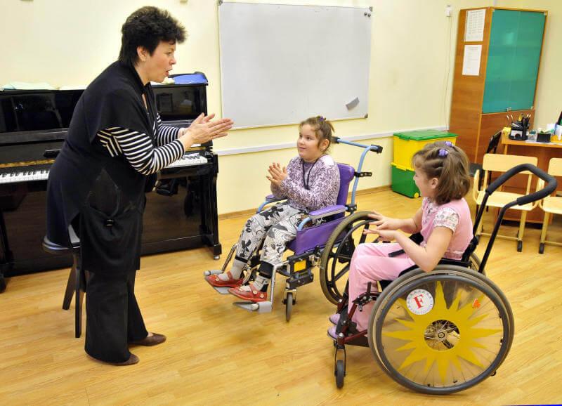 Конференция для родителей поразвитию таланта удетей-инвалидов