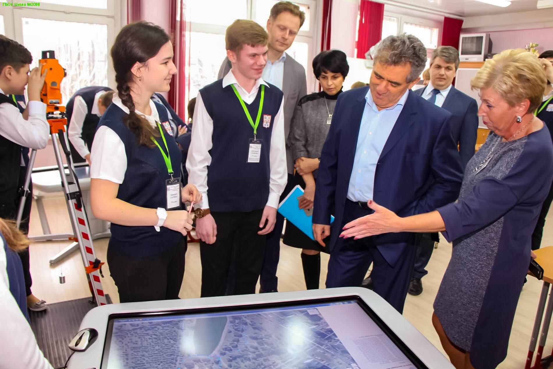 Мегапроекты Московского образования