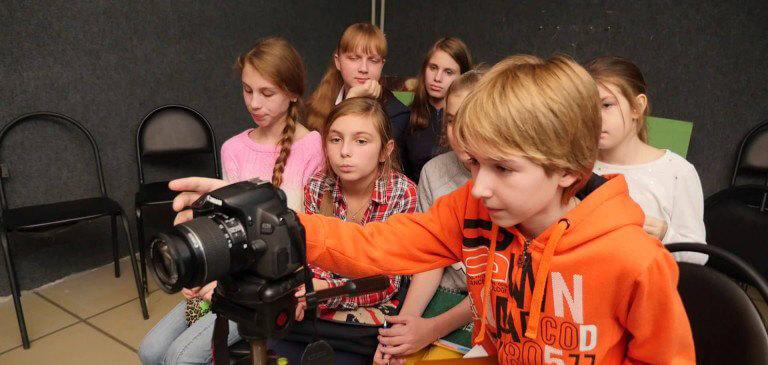 Московские учащиеся снимут видеоролики освоих занятиях