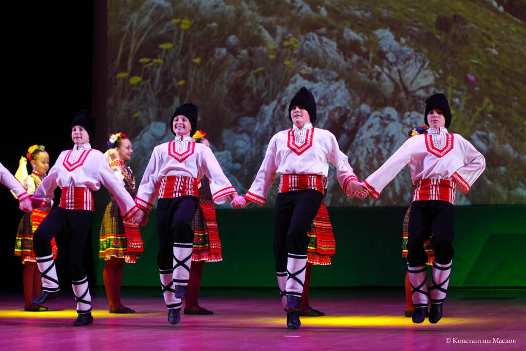 Москва — дом национальных культур