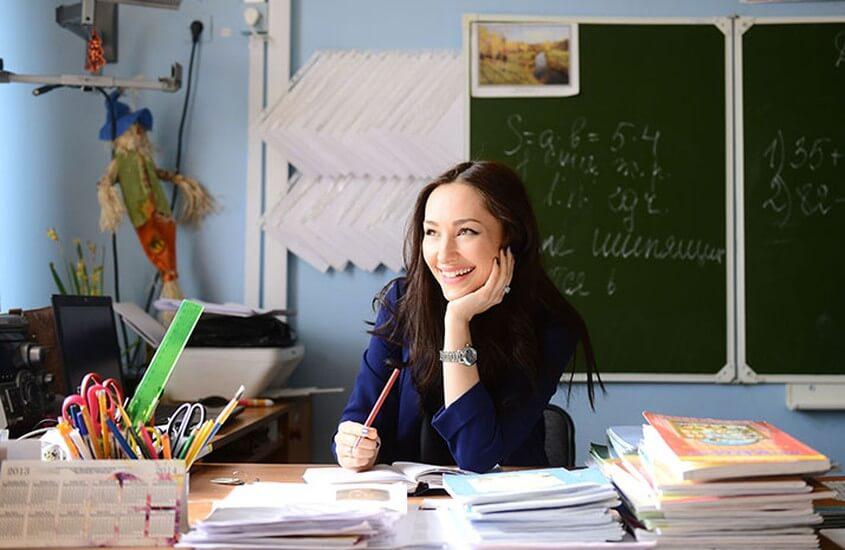 В каждом учителе живет большой артист