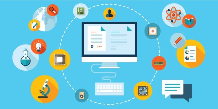 Современная цифровая образовательная среда в Российской Федерации