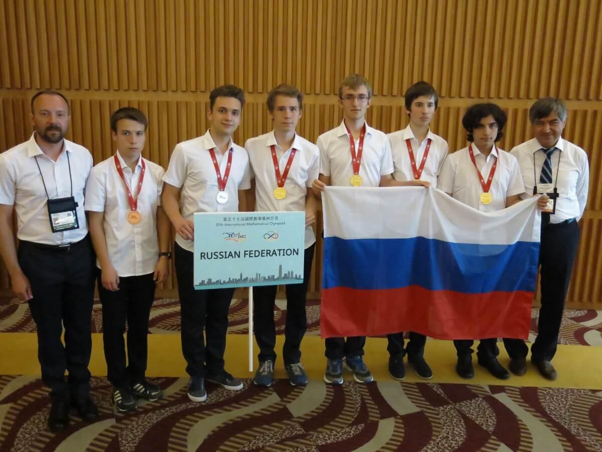 Победителей международных олимпиад наградят достойно