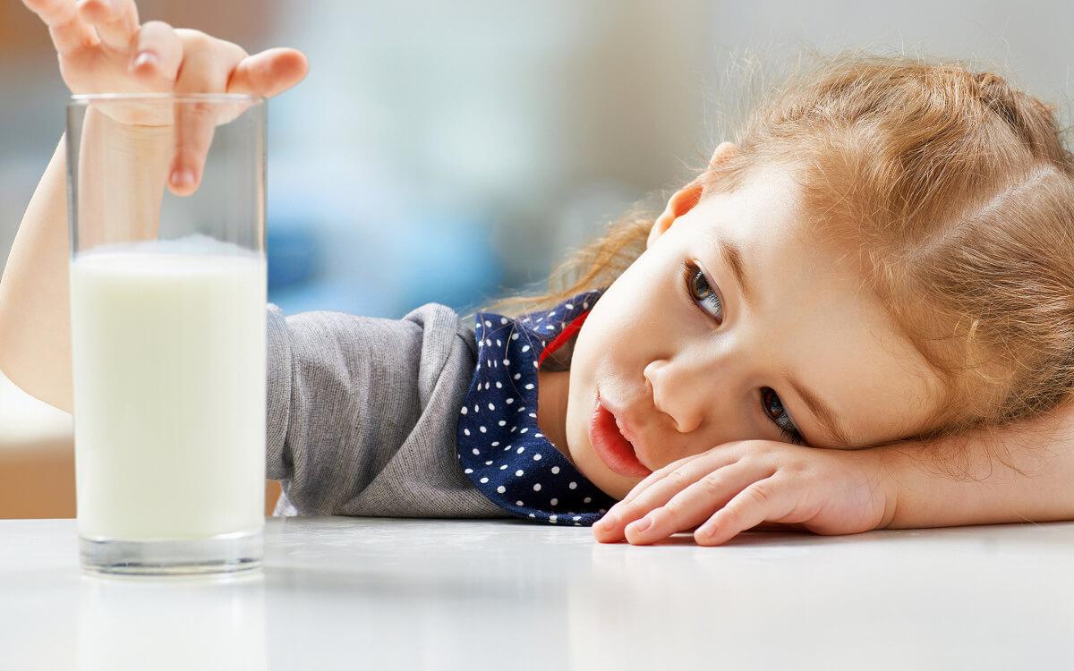 Пейте дети молоко, будете здоровы!