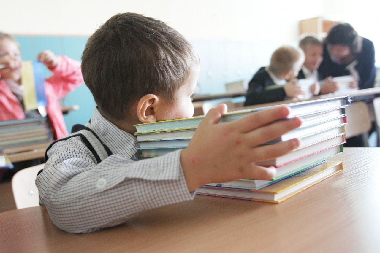 Школьные учебные пособия