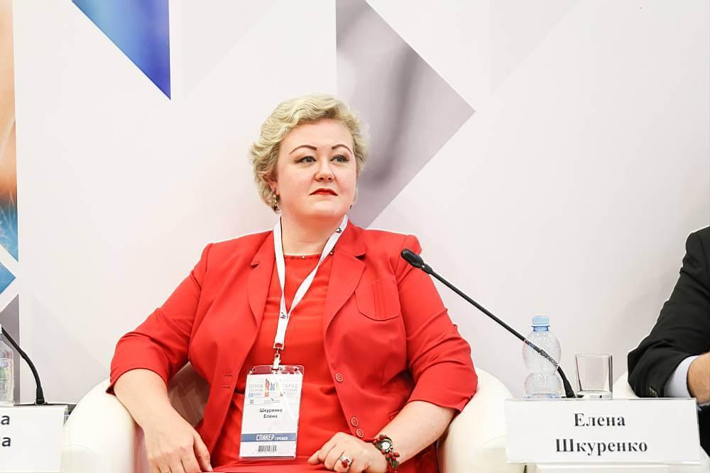 Директор Московской международной школы Елена Шкуренко