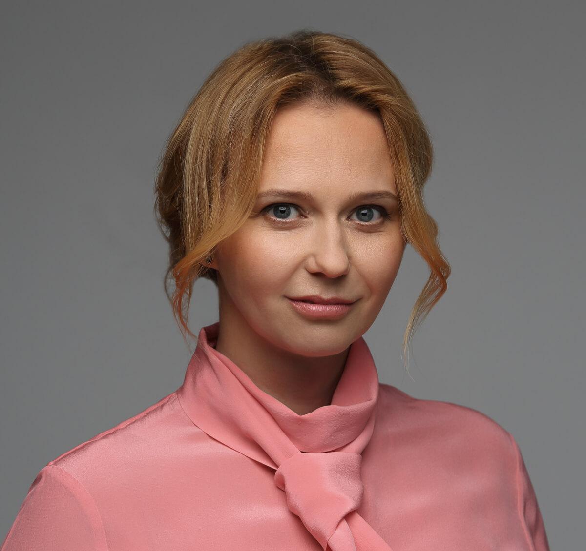 Татьяна Минеева, вице-президент организации Деловая Россия