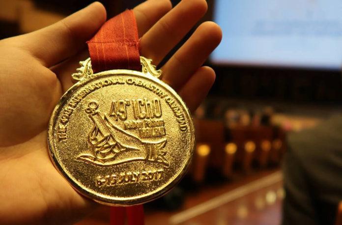 Международная химическая олимпиада