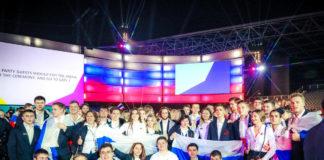 Россия первая наWorldSkills