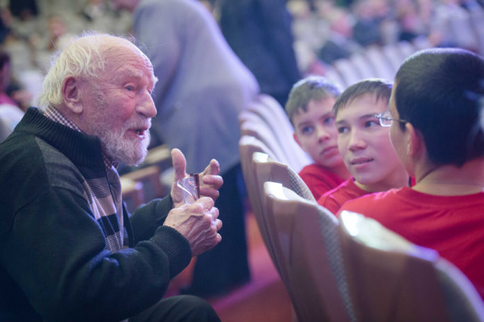 V метапредметная олимпиада «Не прервется связь поколений»