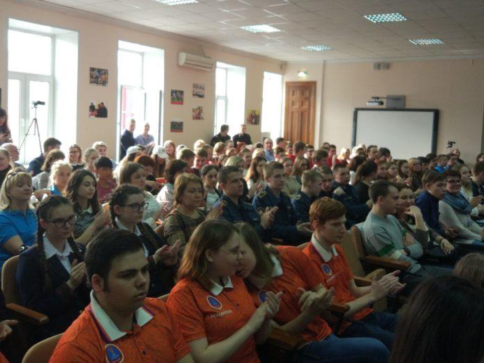 Второй Съезд волонтерского движения образовательных организаций