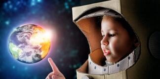 Юные астрономы